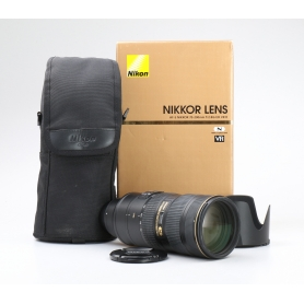Nikon AF-S 2,8/70-200 G IF ED VR II (224076)