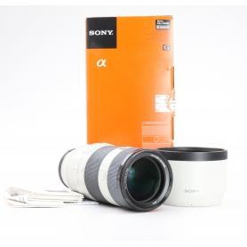 Sony FE 4,0/70-200 OSS E-Mount (224179)