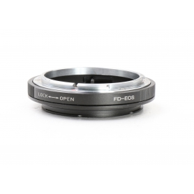 OEM Objektivadapter FD-EOS Canon Adapter (FD Objektiv auf EOS Kamera) (224183)