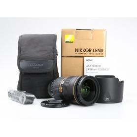 Nikon AF-S 2,8/24-70 G ED (224198)