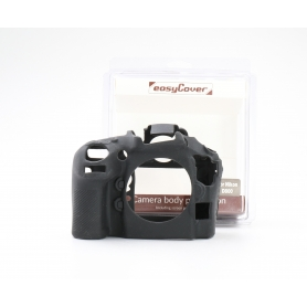 EasyCover Silikonschutzhülle Kamera Armor für Nikon D800 Camera Body Protection (224199)