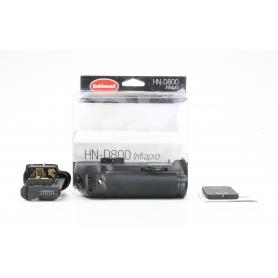 Hähnel HN-D800 Battery Grip für Nikon D800 wie MB-D12 Batteriegriff (224200)