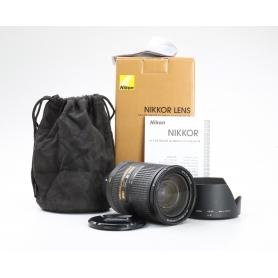 Nikon AF-S 3,5-5,6/18-300 G ED VR (224203)
