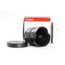 Canon EF 2,8/15 Fisheye (224226)