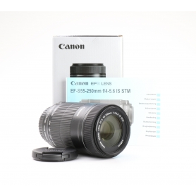 Canon EF-S 4,0-5,6/55-250 IS STM (224276)