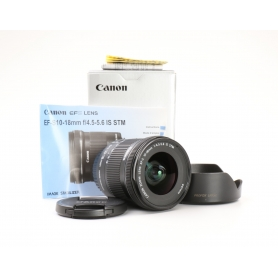 Canon EF-S 4,5-5,6/10-18 IS STM (224277)