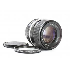 Nikon Ai-S 2,8/100 E Series (224253)