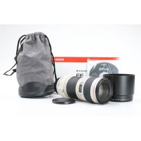 Canon EF 4,0/70-200 L USM (224309)