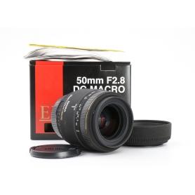 Sigma EX 2,8/50 DG Makro NI/AF D (224313)
