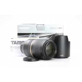 Tamron SP 4,0-5,6/70-300 DI USD VC NI/AF D (224333)