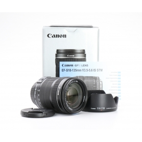 Canon EF-S 3,5-5,6/18-135 IS STM (224337)
