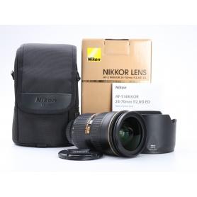 Nikon AF-S 2,8/24-70 G ED (224342)