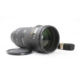 Nikon AF 2,8/80-200 ED D N (224371)