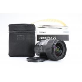 Sigma DG 1,4/35 HSM ART C/EF (224375)