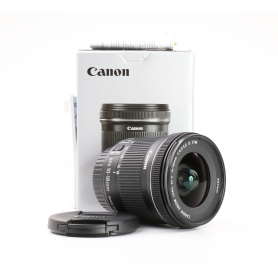Canon EF-S 4,5-5,6/10-18 IS STM (224376)