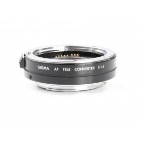 Sigma AF Tele Converter 1,4x C/EF (215737)