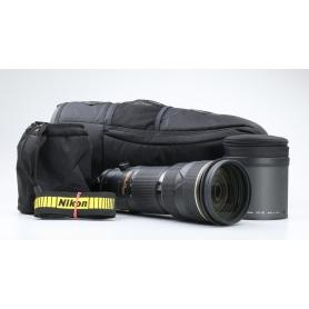 Nikon AF-S 4,0/200-400 G IF ED VR II (204542)