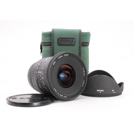 Sigma EX 2,8-4,0/17-35 ASL C/EF (224166)