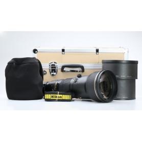 Nikon AF-S 4,0/600 G ED VR (224424)
