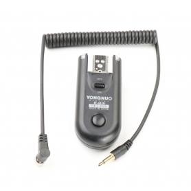 Yongnuo Blitzgerät Auslöser Controller RF-603N (224442)
