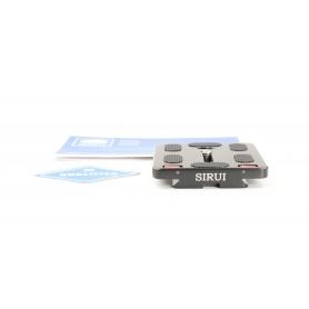 Sirui Schnellkupplungsplatte Quick Release Plate Stativ Platte (224444)