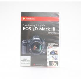video2brain Canon EOS 5D Mark III Praxistraining Fotografie Lern CD ISBN 9783827364227   Buch (224449)