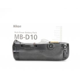 Nikon Hochformatgriff MB-D10 D300/D700 (224511)