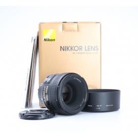 Nikon AF-S 1,8/50 G (224589)