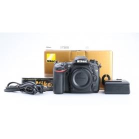 Nikon D7200 (224596)