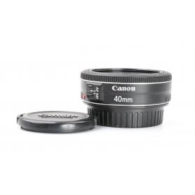Canon EF 2,8/40 STM (224604)