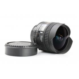 Nikon AF 2,8/16 D Fisheye (224781)