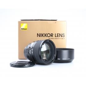 Nikon AF 1,4/85 D IF (224787)