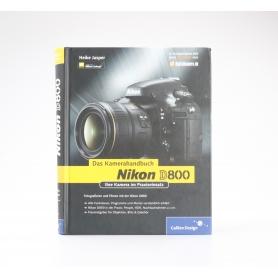 Galileo Design Nikon D800 Das Kamera Handbuch   Heike Jasper ISBN 9783836218672   Buch (224527)