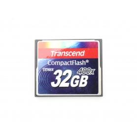 Transcend Compact-Flash Karte UDMA 32GB 400x (224561)