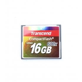 Transcend CF Karte 16GB 600x (224562)