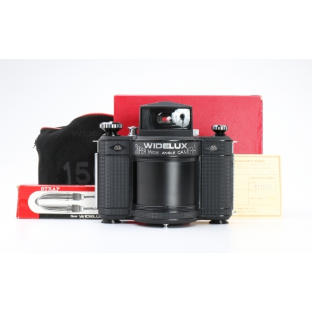 Widelux Model 1500 Super Wide Angle Camera (224649)