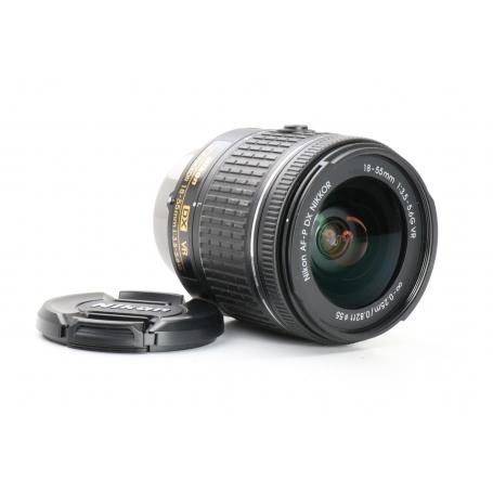 Nikon AF-P 3,5-5,6/18-55 G ED VR DX (224652)