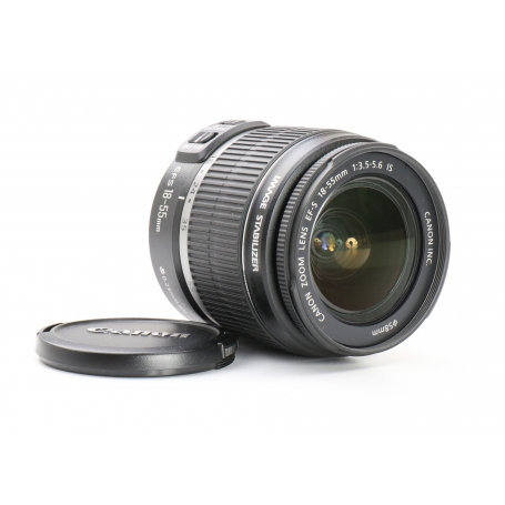 Canon EF-S 3,5-5,6/18-55 IS (224656)