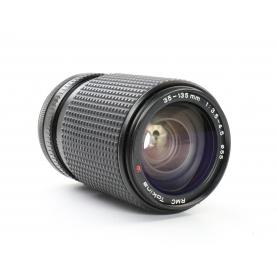Tokina RMC 3,5-4,5/35-135 für Canon FD C/FD (224735)