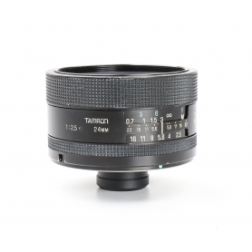 Tamron 2,5/24 BBAR MC Adaptall (224764)