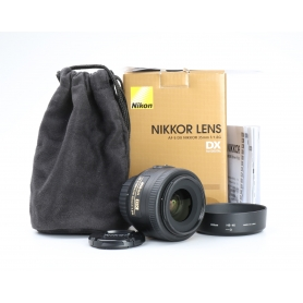Nikon AF-S 1,8/35 G DX (224804)