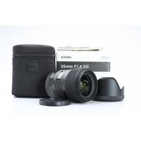 Sigma DG 1,4/35 HSM ART C/EF (224807)