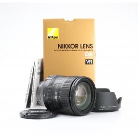 Nikon AF-S 3,5-5,6/16-85 G ED VR DX (224814)