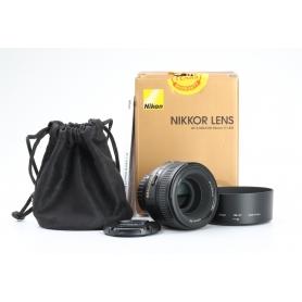 Nikon AF-S 1,8/50 G (224883)