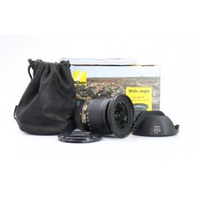 Nikon AF-P 4,5-5,6/10-20 G DX VR (224886)