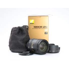 Nikon AF-S 3,5-5,6/16-85 G ED VR DX (224955)