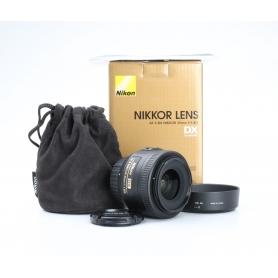 Nikon AF-S 1,8/35 G DX (224956)