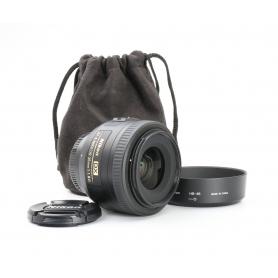 Nikon AF-S 1,8/35 G DX (224959)