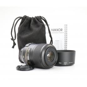 Nikon AF-S 3,5/85 G DX VR ED (224960)