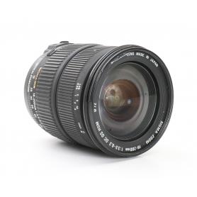 Sigma EX 3,5-6,3/18-200 OS NI/AF D (224965)